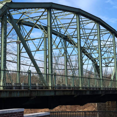 West Newton Bridge