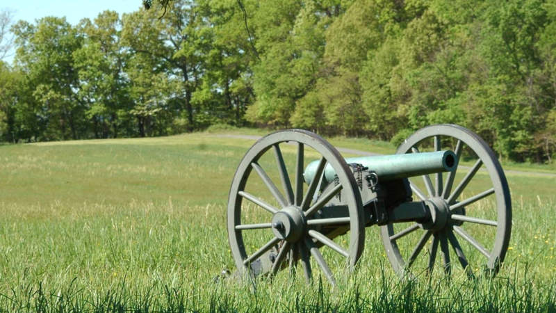 Cannon at Harpers Ferry National Historic Park