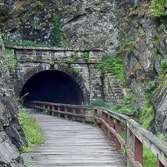 Southern Entrance to Paw Paw Tunnel