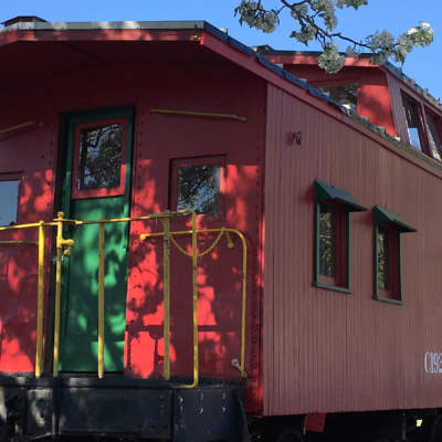 Western Maryland Railway Caboose