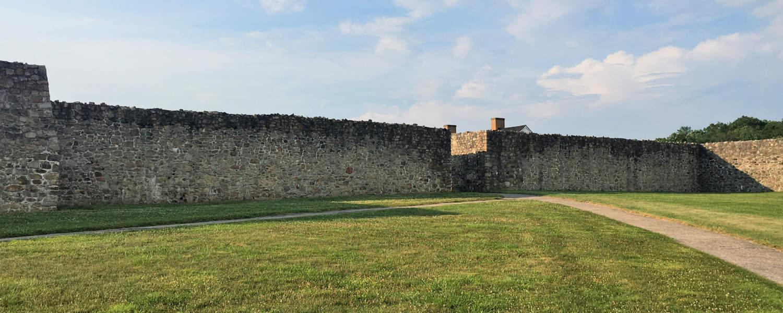 Fort Fredrick Entrance