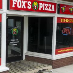 Fox's Pizza Hoagies Meyersdale